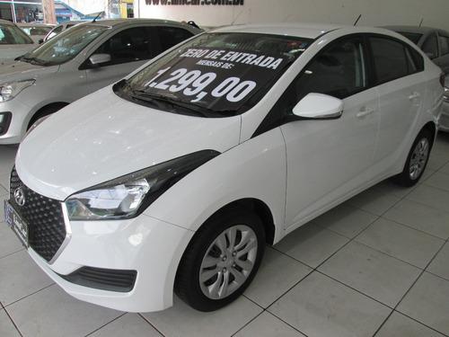 Hyundai Hb20s Sedan 1.6 Automatico Comfort Plus Unico Dono