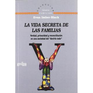 Vida Secreta De Las Familias, Imber Black, Ed. Gedisa