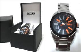 Relógio De Pulso Masculino Hugo Boss Ppim844