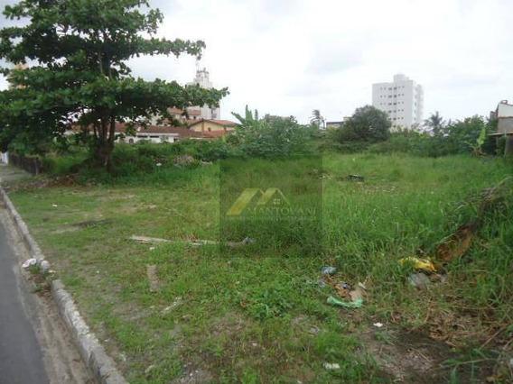 Terreno 2.370 M² À Venda, Ideal Para Construtor No Centro, Mongaguá. - Te0012