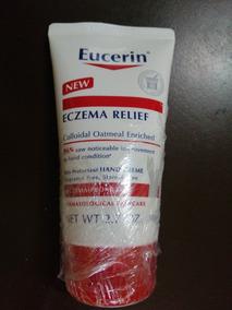 Eucerin Crema Hidratante Colloidal Oatmeal Enriched Ecz Reli