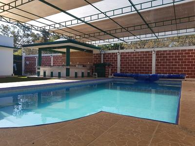 Casa Sola 1000 Mts2 Alberca Grande Techada Climatizada
