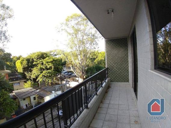 Apartamento Residencial Para Locação, Tanque, Rio De Janeiro. - Ap0253