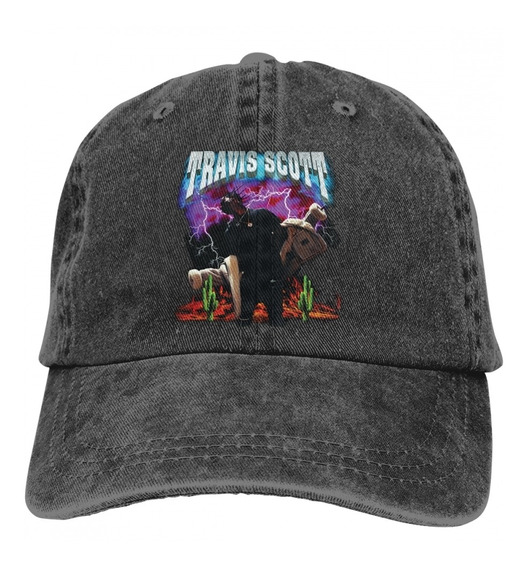 Bonés De Beisebol Travis Scott Rodeo Tour Merch