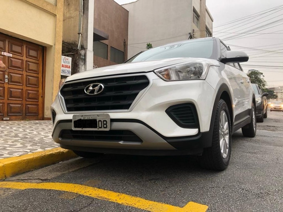 Hyundai - Creta 1.6 - Atitude - Flex - 2017/2018