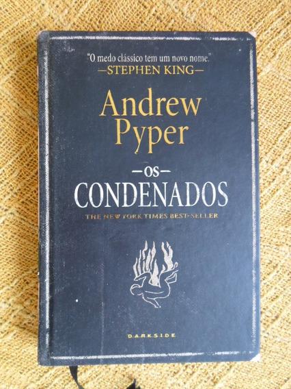 Os Condenados, De Andrew Pyper - Darkside Books
