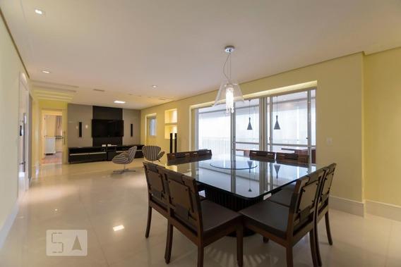 Apartamento No 16º Andar Com 3 Dormitórios E 3 Garagens - Id: 892949494 - 249494