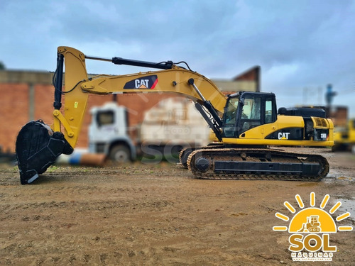 Imagem 1 de 5 de Escavadeira Caterpillar 336d