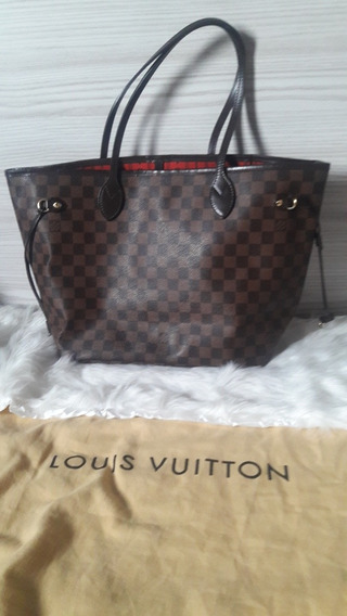 Bolsa Louis Vuitton Monogram Ebene Mm