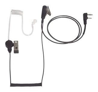Audífono - Micrófono Con Ptt Para Radio Portátil Kenwood