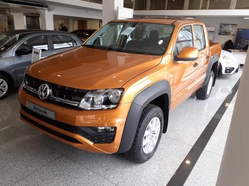 Volkswagen Amarok V6 Comfortline Financiacion $1.000.000-