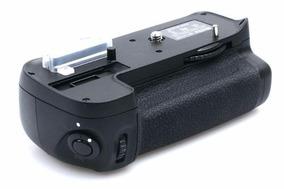 Grip Bateria Para Nikon D7100 D7200 Suporte Bateria Meike