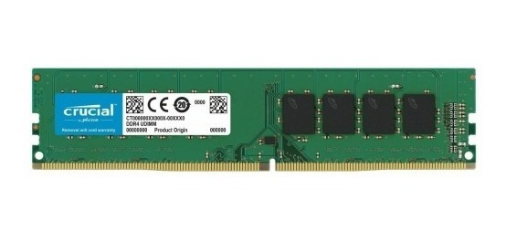 Memoria Ram Ddr4 4 Gb 2400hz Crucial Cl17 Dimm Pc