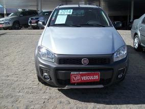 Fiat Strada 1.4 Working Cab. Dupla Flex 3p 2014.