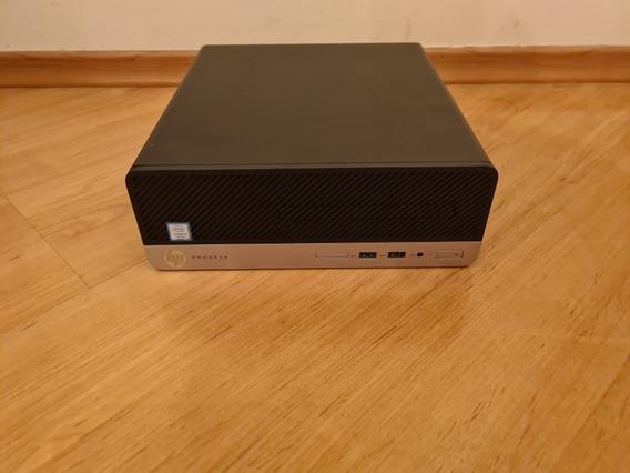 Computador Pc Hp Prodesk 400 G4 Sff I3-7100 4gb Ram 500gb Hd