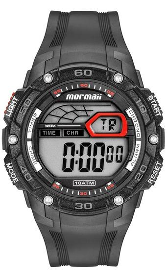Relógio Mormaii Masculino Mo9670aa/8r C/ Garantia E Nf