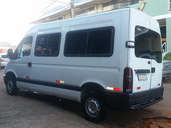 Renault Master Van, Em Ótimo Estado De Conservação, Ar Condi