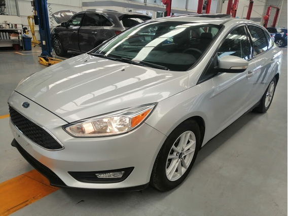 Ford Focus 2.0 Se At 2017