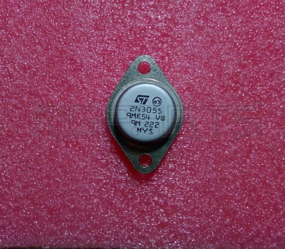 2n3055 Transistor Npn 100v 15a St Vz01