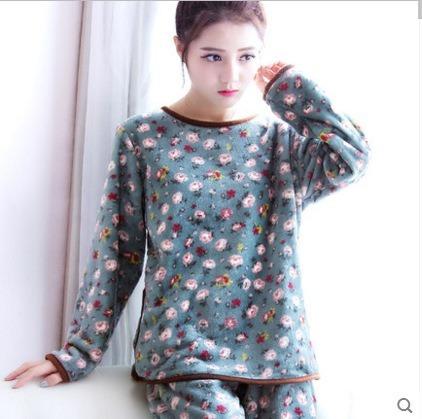 Conjunto De Frio Veludo Modelo Pijama Lançamento
