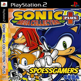 Sonic Mega Collection Plus Ps2 Patch Desbloqueado