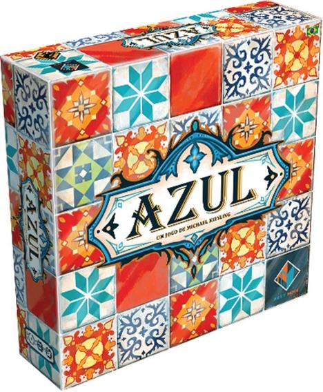 Jogo De Tabuleiro Azul - Galápagos - Boardgame