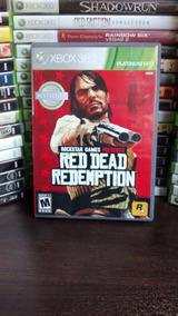 Red Dead Redemption Mídia Física Xbox360