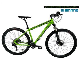 Bicicleta Aro 29 Cilt Premier 24v Shimano Freio A Disco P50