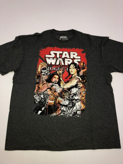 Remera Star Wars - Made In Usa - Nueva