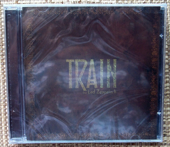 Cd Train - Does Led Zeppelin 2