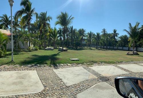 Terreno En Venta En Fracc. Playa Diamante