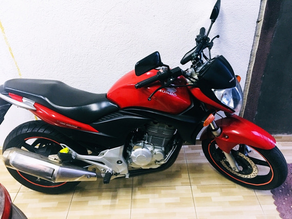 Honda Cb 300r Impecável!!!! 23milkm - 2010