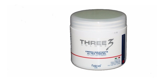 Three3 Crema Aceite De Arbol De Té 500ml