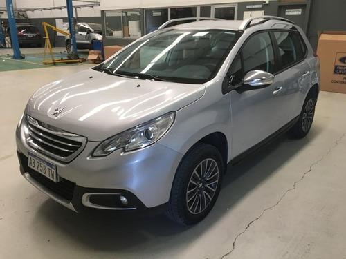 Peugeot 2008 Active 1.6 Gris Plata 2017