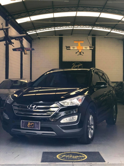 Hyundai Santa Fe 7 Lugares 2016
