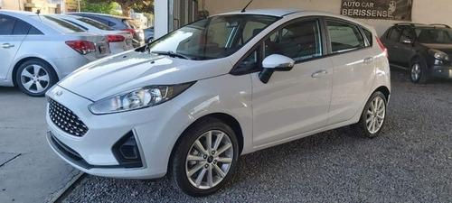 Ford Fiesta Kinetic Design Se 0km 1.6 2021 Berissense