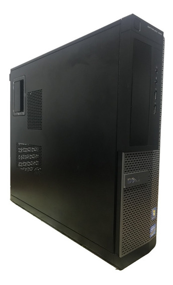 Cpu Desktop Dell Optiplex 390 Core I5 2400 4gb 320 Gb Hd