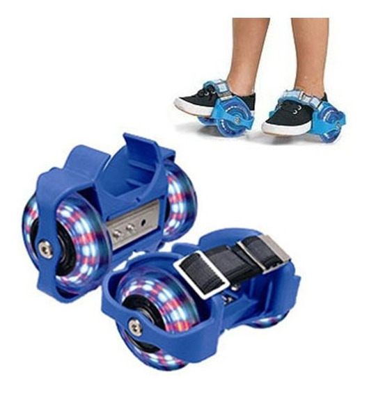 Flashing Roller Patines 2 Ruedas Con Luces / Ofc