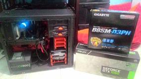 Computador Gamer I5 4670k + Gtx 1060