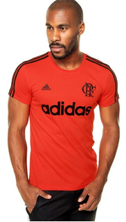 Camisa adidas Flamengo Crf Gr Tee Inst + Nf Ctsports