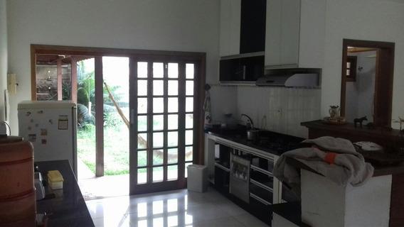 Excelente Casa Em Lote De 360m² Semi Acabada, 3 Quartos Próximo Ao Clube Grêmio Espanhol Na Rua Xangri-lá Bairro Nacional. - 858