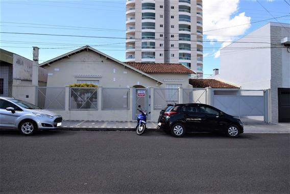 Casa No Centro D Birigui Para Moradia Ou Comércio - Oportuni - 5293