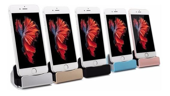 Carregador Usb Base iPhone 6 6plus 6s 6splus 5 5s 5c