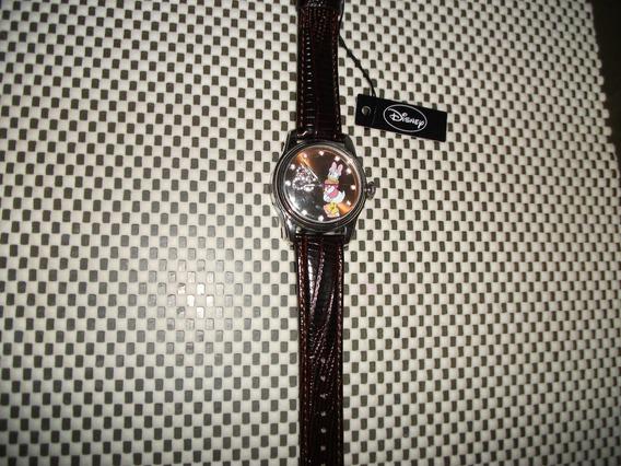 Relógio Da Disney Original Automático Para Colecionador Novo