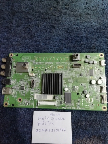 Placa Main Board Philips 32-phg5101/77