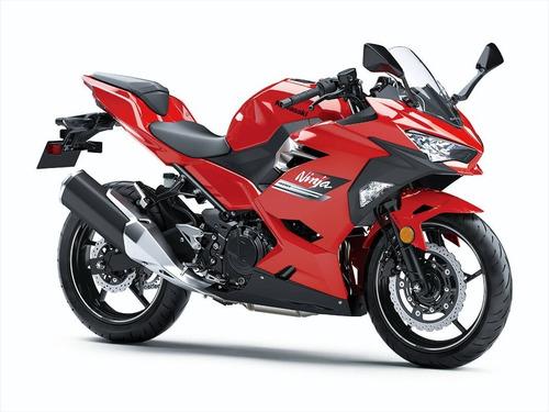 Kawasaki Ninja 400 2021 - Novo Grafismo!