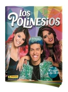 Los Polinesios Album De Estampas Panini (nuevo) + Poster