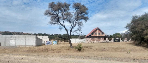 Terreno Rústico Puebla. Facilidades De Pago.