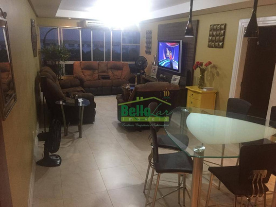 Apartamento Com 3 Dormitórios À Venda, 127 M² Por R$ 420.000,00 - Espinheiro - Recife/pe - Ap0943