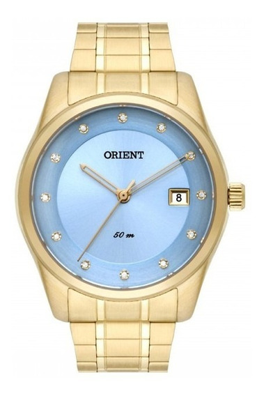 Relógio Orient Swarovski Fgss1114